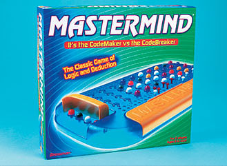 Traditional Games Mastermind Family Game -- Strategy Game Brainteaser -- #3018