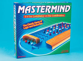 Traditional Mastermind Family Game Strategy Game Brainteaser #3018