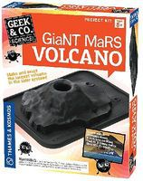 ThamesKosmos Geek & Co Science Giant Mars Volcano Kit Educational Science Kit #550004