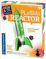 ThamesKosmos Geek & Co Science Plasma Reactor Kit Educational Science Kit #550012