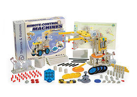 ThamesKosmos Remote Control Machines Science Construction Kit Educational Science Kit #555004