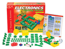ThamesKosmos Electronics Learning Circuits Experiment Kit Science Experiment Kit #615819