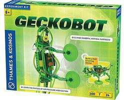 ThamesKosmos Geckobot Learning Air Pressure & Suction Experiment Kit Science Experiment Kit #620365