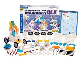 ThamesKosmos Remote Control Machines DLX Science Construction Kit Science Engineering Kit #620370