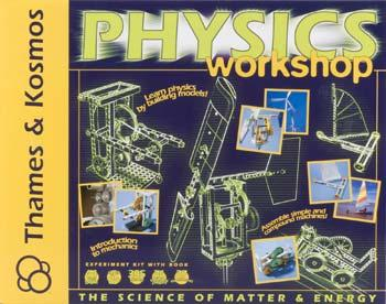 Thames and Kosmos Physics Workshop -- Science Engineering Kit -- #625412