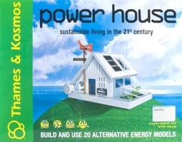 ThamesKosmos Power House Solar Science Kit #626112