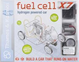 ThamesKosmos Fuel Cell X7 Solar Science Kit #628777