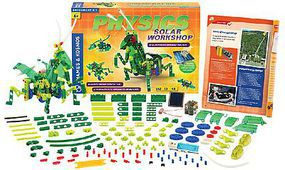 ThamesKosmos Physics Solar Workshop- Solar Power Technology In Action Kit Solar Science Kit #628918