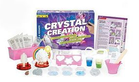 ThamesKosmos Crystal Creation Experiment Kit Science Experiment Kit #643614