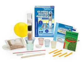 ThamesKosmos Global Water Quality Experiment Kit Science Experiment Kit #659288