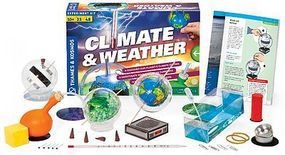 ThamesKosmos Climate & Weather Experiment Kit