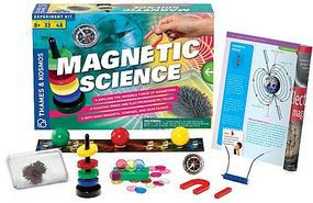 ThamesKosmos Magnetic Science Experiment Kit Science Experiment Kit #665050