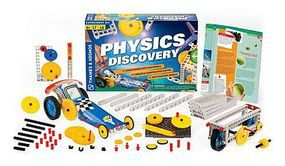 ThamesKosmos Physics Discovery Experiment Kit Science Experiment Kit #665067
