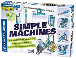 ThamesKosmos Simple Machines STEM Experiment Kit