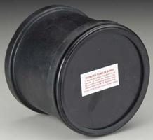 Thumler-Tru-Square R3 Rubber Molded Barrel 3 lb Cap