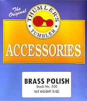Thumler-Tru-Square BRASS POLISHING MEDIA 15oz