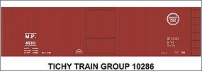 Tichy-Train N MP 40 DS Boxcar Decal