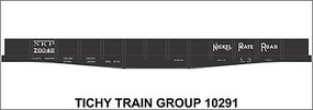 Tichy-Train HO Nickel 48 Gondola Decal