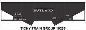 Tichy-Train HO Rutland 2Bay Steel Hop Deca