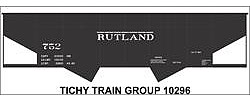 Tichy Train Group N Rutland 2Bay Steel Hop Decal
