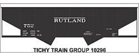 Tichy-Train N Rutland 2Bay Steel Hop Decal