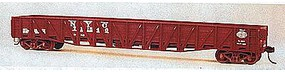 Tichy-Train NYC #711466 52' War Emergency Mill Gondola HO Scale Model Train Freight Car #1041