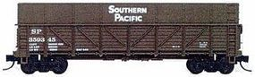 Tichy-Train Southern Pacific Sugar Beet Gondola Kit N Scale Model Train Freight Car #2707