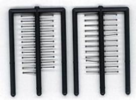 Tichy-Train 18 Ladder Rungs (48) HO Scale Model Train Part #3062