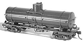 54' Dome Tank Car HO Scale Model Train Freight Car #4020