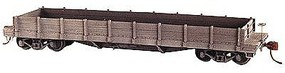 Tichy-Train ACL Flatcar Kit w/Optional Wood Gondola Sides HO Scale Model Train Freight Car #4040