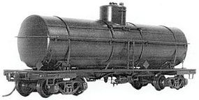 Tichy-Train 36 10,000 Gallon USRA Tank Car Undecorated Kits HO Scale Model Train Freight Car Set #6020