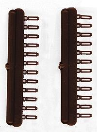 Tichy-Train Turnbuckles (24) HO Scale Model Railroad Building Accessory #8021