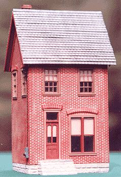 Tichy-Train Slate Roofing Shingles (36sq.) (Bx) HO Scale Model Railroad Building Accessory #8135