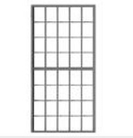 Tichy-Train HO 40-Pane Masonry Window (6)