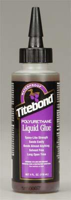 Titebond Wood Glue Titebond Poly Liq Wood Glue 4 oz