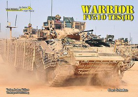 Tankograd In Detail Fast Track- Warrior FV 510 TES(H)