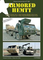 Tankograd American Special- Armored HEMTT - Armored Variants of the US Heavy Expanded Mobility Tactical Truck