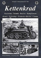 Tankograd Wehrmacht Special- Kettenkrad History, Technology, Production Batches, Combat