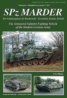 Tankograd Military Vehicle Special- SPz Marder Armored Infantry Fighting Vehicle of the Modern German Army
