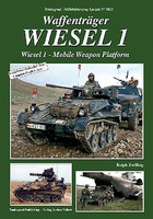 Tankograd Military Vehicle Special- Wiesel 1 Mobile Weapon Platform