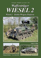 Tankograd Military Vehicle Special- Wiesel 2 Mobile Weapon Platform