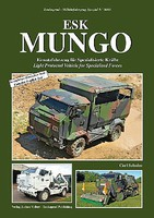 Tankograd Military Vehicle Special- ESK Mungo Light Protected Vehicle for Specialized Forces