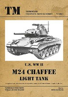 Tankograd Technical Manual- US WWII M24 Chaffee Light Tank