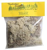 Timberline Neutral Brush Lichen (85 Cubic Inches) Model Railroad Grass Earth #67316