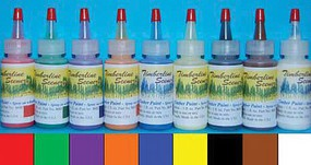 Timberline Timber Paint Kit 1oz  9/ (9)