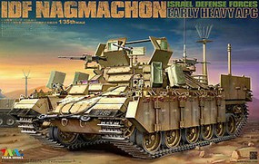 Tiger-Model 1/35 IDF Nagmachon Heavy APC Fighting Vehicle Early Version