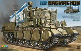 Tiger-Model 1/35 IDF Nagmachon Doghouse Late APC