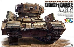 Tiger-Model 1/35 IDF Nagmachon Doghouse Early APC
