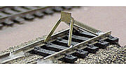 Tomar Industries Hayes Bumping Post Code 100 Rail -- HO Scale Model Railroad Operating Accessory -- #ho808