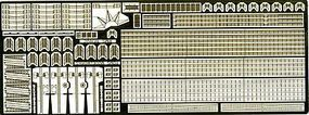 Toms RMS Titanic Detail Set for RMX Plastic Model Ship Accessory 1/570 Scale #5701